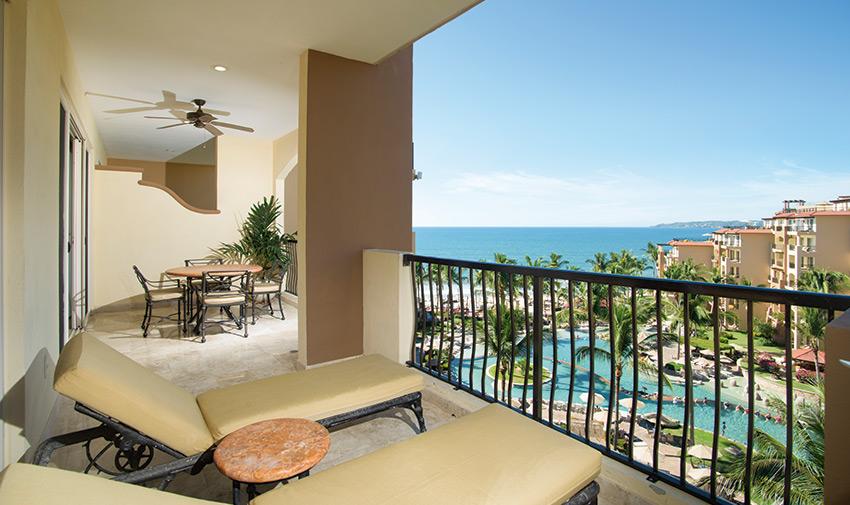 Suite de Dos Recámaras Villa del Palmar Flamingos Beach Resort & Spa Riviera Nayarit