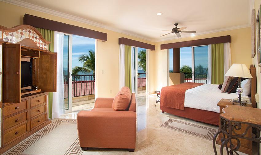 Suite de Tres Recámaras Villa del Palmar Flamingos Beach Resort & Spa Riviera Nayarit