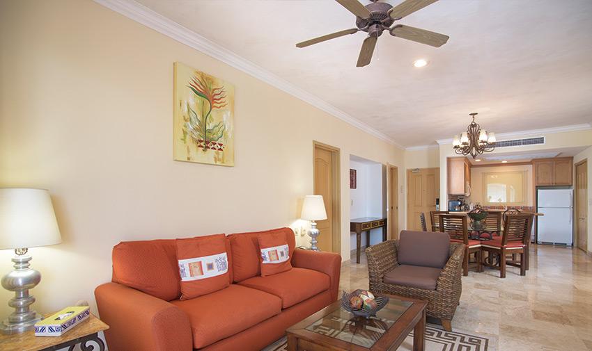 Three Bedroom Suite Villa del Palmar Flamingos Beach Resort & Spa Riviera Nayarit