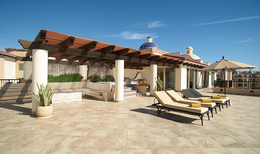 Presidential Two Bedroom Suite Villa del Palmar Flamingos Beach Resort & Spa Riviera Nayarit