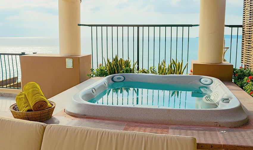 Suite Presidencial de Dos Recámaras Villa del Palmar Flamingos Beach Resort & Spa Riviera Nayarit
