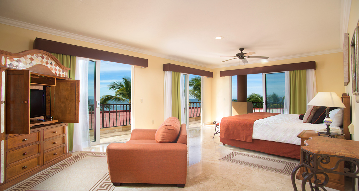 Villa Del Palmar Flamingos Riviera Nayarit Three Bedroom Suite  Copia