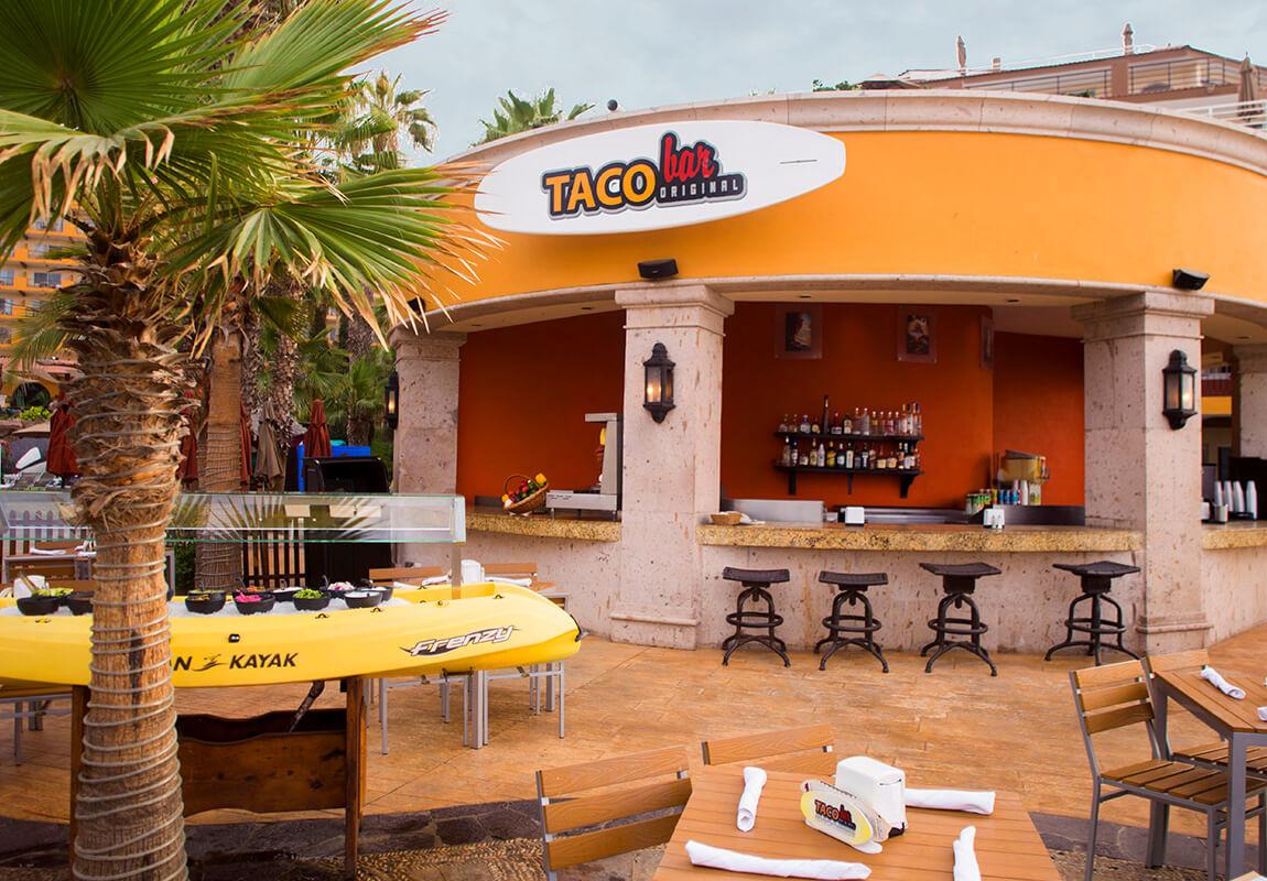 Footer Taco Bar