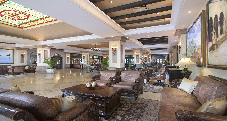 Villa La Estancia Riviera Nayarit Lobby