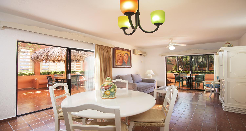 Villa Del Mar Puerto Vallarta One Bedroom Suite