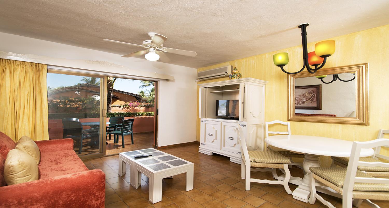 Villa Del Mar Puerto Vallarta Two Bedroom Suite