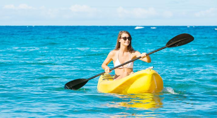 Pasear En Kayak Por La Bahia De Banderas