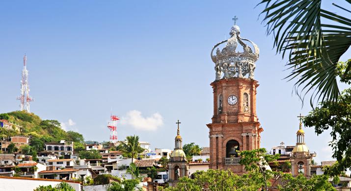 Tour De La Parroquia De Nuestra Senora De Guadalupe