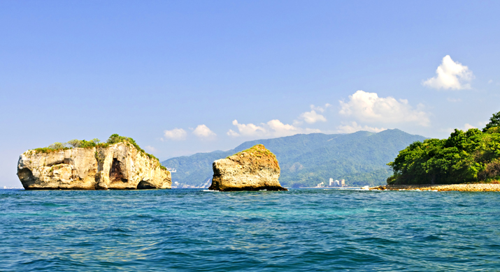 Navegue A Las Islas Marietas