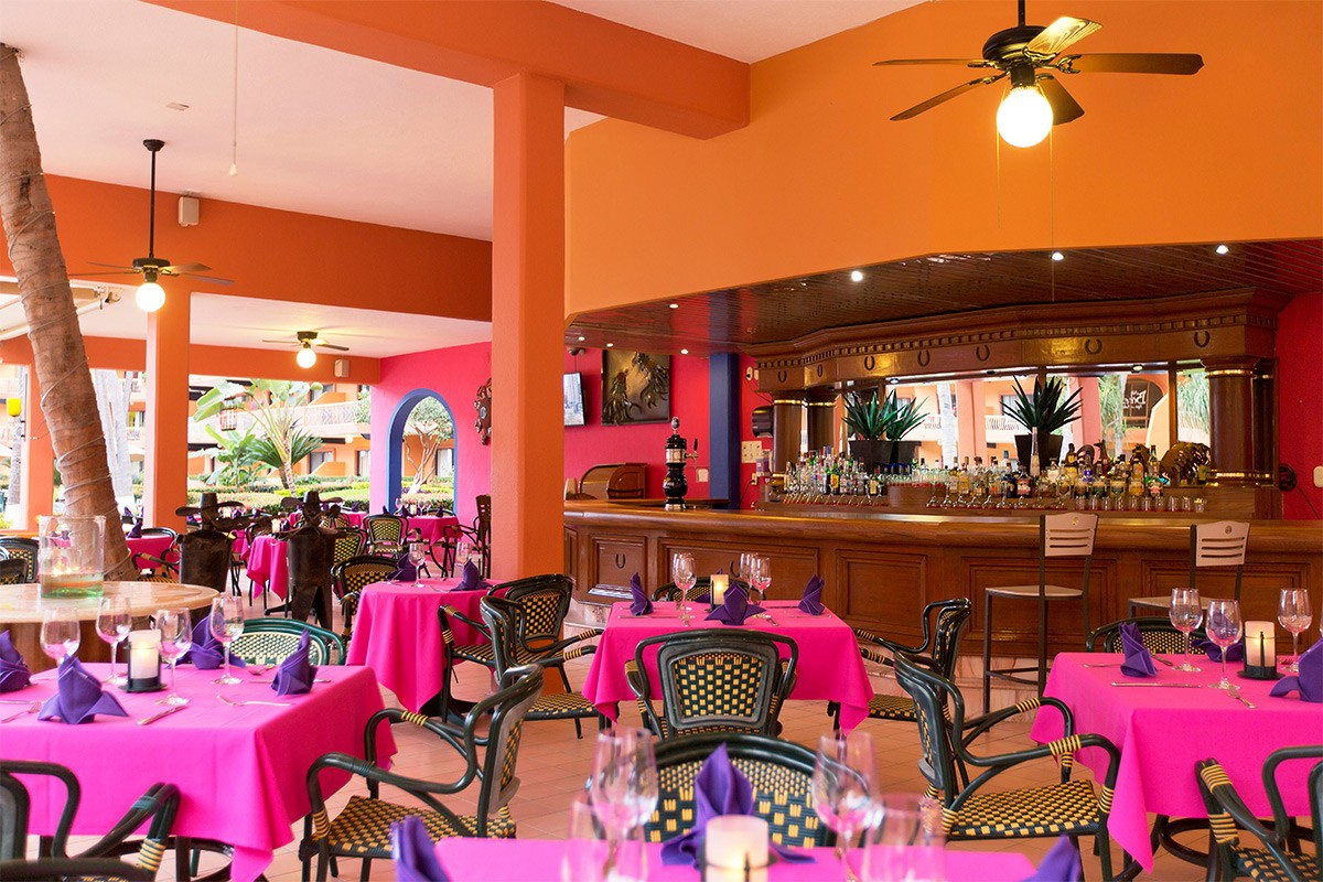 El Patron Restaurant Villa Del Palmar Puerto Vallarta