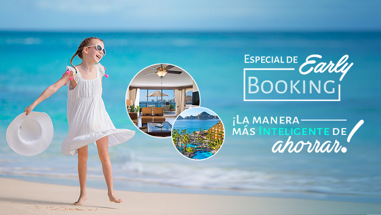 Especial de Early Booking