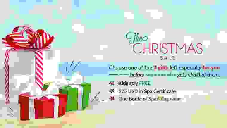 The Christmas Sale