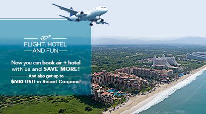 Flight, Hotel and Fun