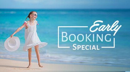 Early Booking Special