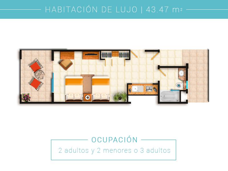 Habitacion De Lujo