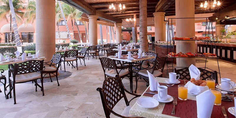 Villa Del Palmar Puerto Vallarta All Inclusive Plan