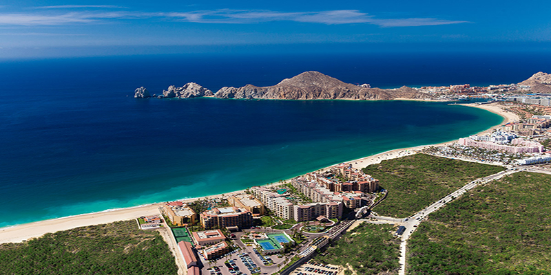 Villa Del Arco Cabo San Lucas Where Is Located