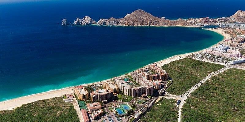 Villa Del Palmar Cabo San Lucas Resort Location